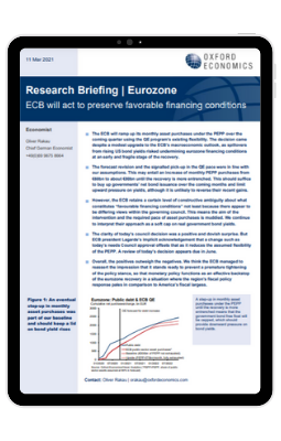 Ipad Frame_ECB will act to preserve favorable financial conditions