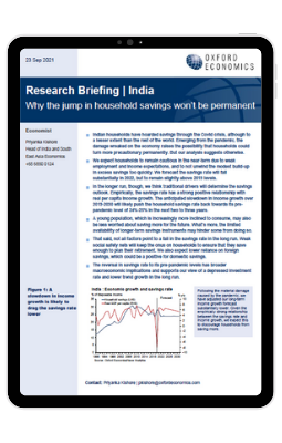 cover image of research briefing