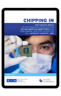 Chipping In - iPad