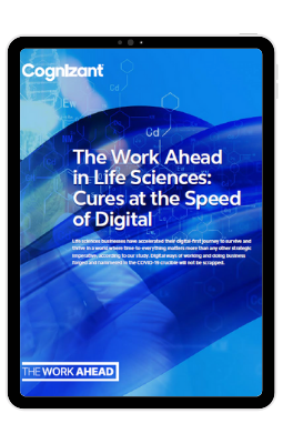 The Work Ahead in Life Sciences - Cures at the Speed of Digital - iPad