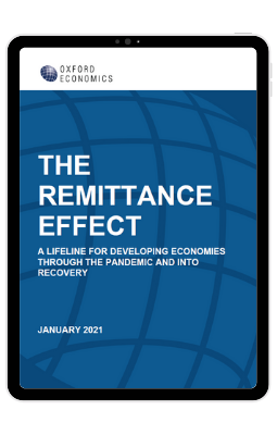 The remittance effect - iPad