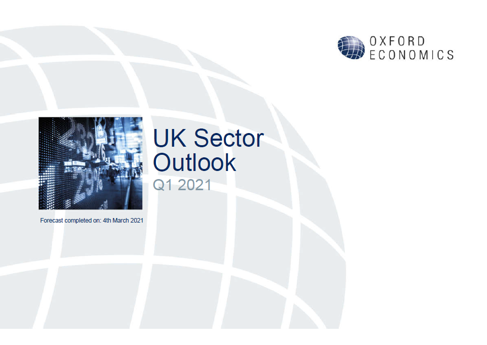 UK sector outlook Q1 2021