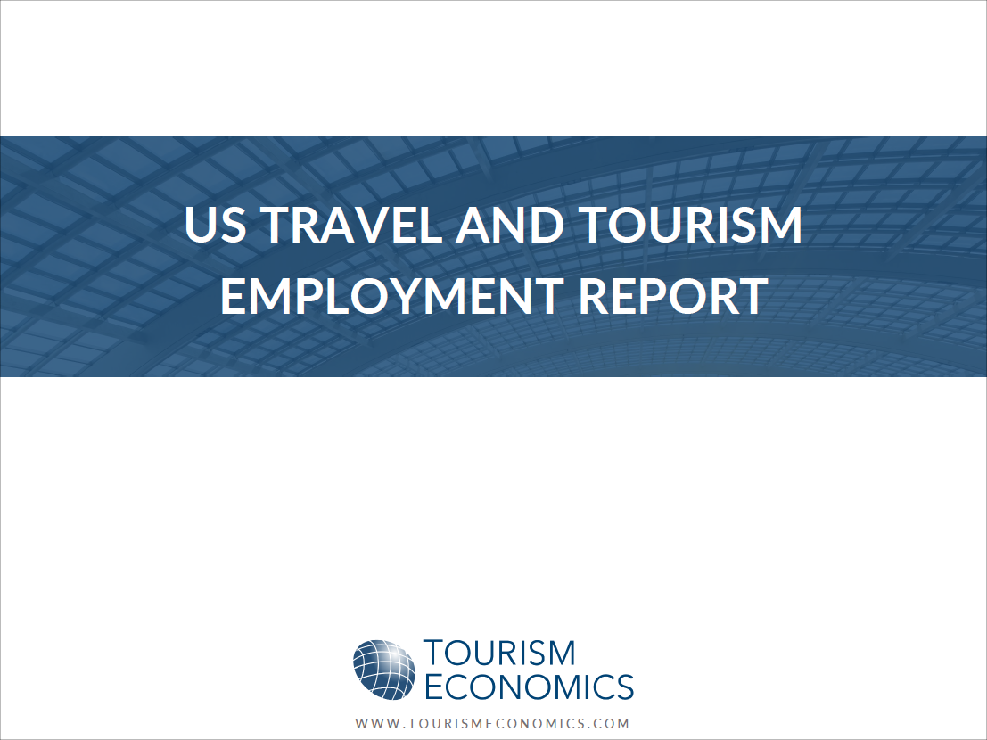US Travel and Tourism Employment Report